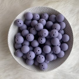 Safety bead 12mm - dark lilac