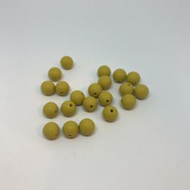 9mm - mustard green