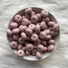 Kleine abacus - oud roze dalmatiër
