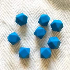 Hexagon - jeans blauw