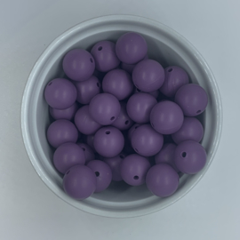 15mm - antique purple