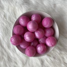 22mm - pearl fuchsia