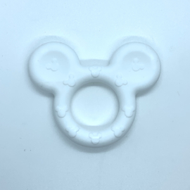 Mickey mouse ring - wit