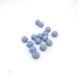 9mm - pastel blauw