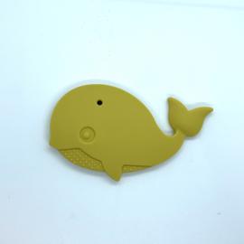 Walvis - mosterd geel