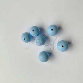 19mm - zacht blauw