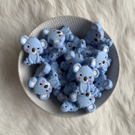 Koala kraal - zacht blauw