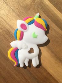 Unicorn bright rainbow