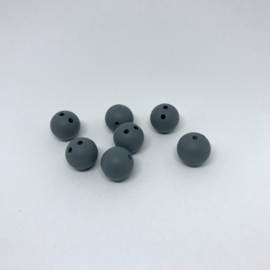 Safety bead 15mm - dark grey