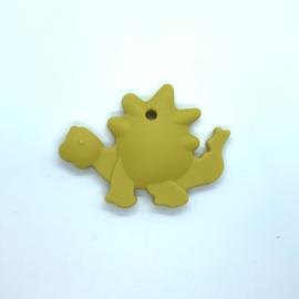 Dino -mosterd geel