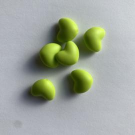 Hartje - licht groen