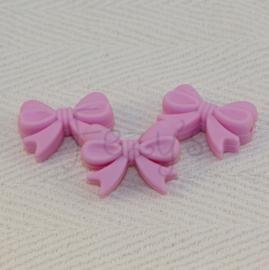 Strikje - baby roze
