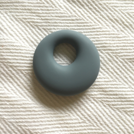 Ronder hanger - donker grijs