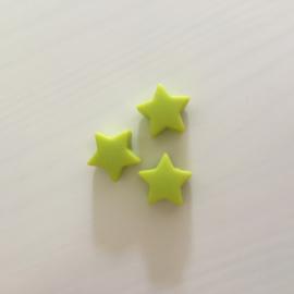 Small star - light green