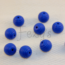 15mm striped - light navy