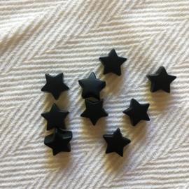 Small star - black