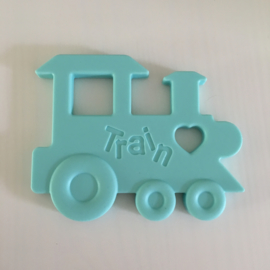 Train - light turquoise