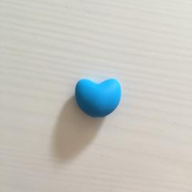 Hartje - blauw