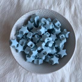 Kleine ster - oud blauw