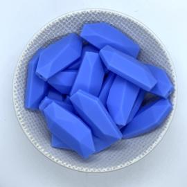 Salix blad - china blauw