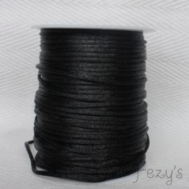 Satincord - black