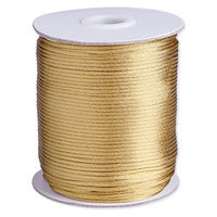 Satincord - light gold