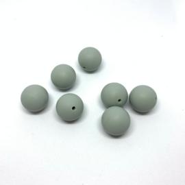 19mm - grauw grijs