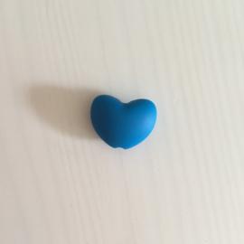 Heart - jeans blue