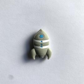 raket kraal - grauw grijs