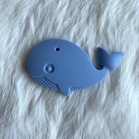 Walvis - licht poederblauw