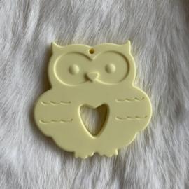 Uil - créme geel