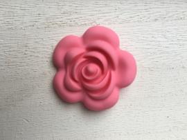 Grote bloem - koraal roze