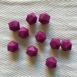 Kleine icosahedron - magenta