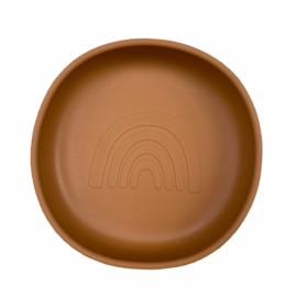 Silicone plate rainbow - cookie