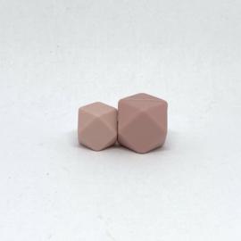 12mm - oud roze (tintje donkerder/roze)