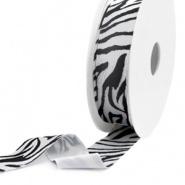 Ibiza lint - zebra 25mm breed