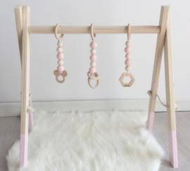 Babygym - licht roze