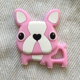 Bulldog - roze