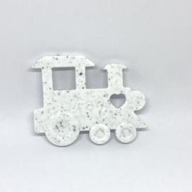 Trein - wit dalmatier