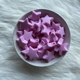Star M - baby pink