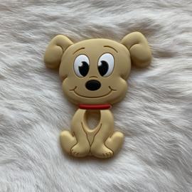 Dog teether - light brown