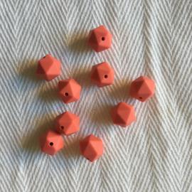 Kleine icosahedron - aarde oranje
