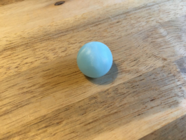 15mm - pearl light turquoise