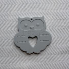 Owl - grey