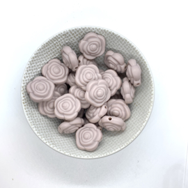Kleine bloem - rosy brown