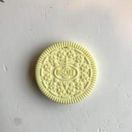 Cookie - crème geel