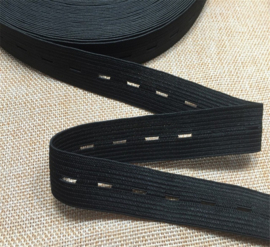 buttonhole elastic 20mm wide