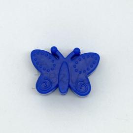 Vlinder kraal - licht navy