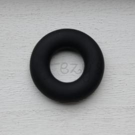 Donut ring - zwart