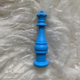 Koningin kauwdop - blauw